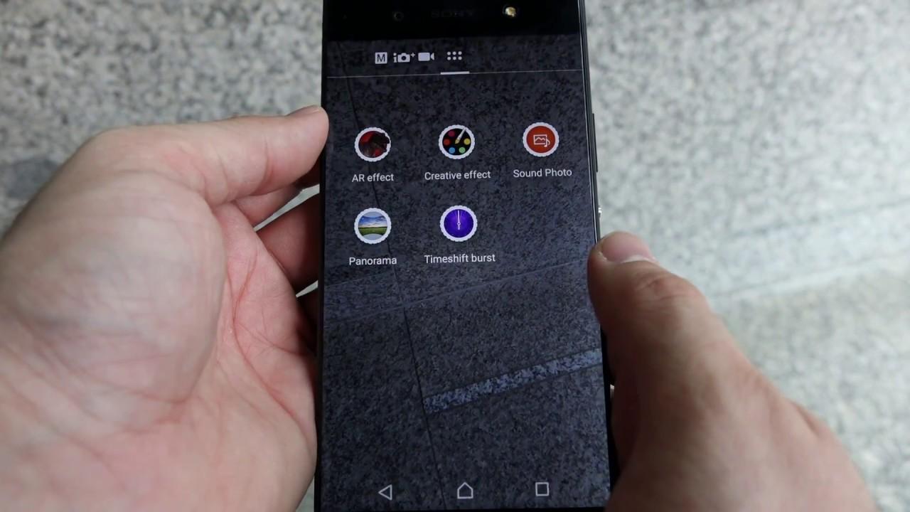 أداء الهاتف Sony Xperia XA1 Ultra