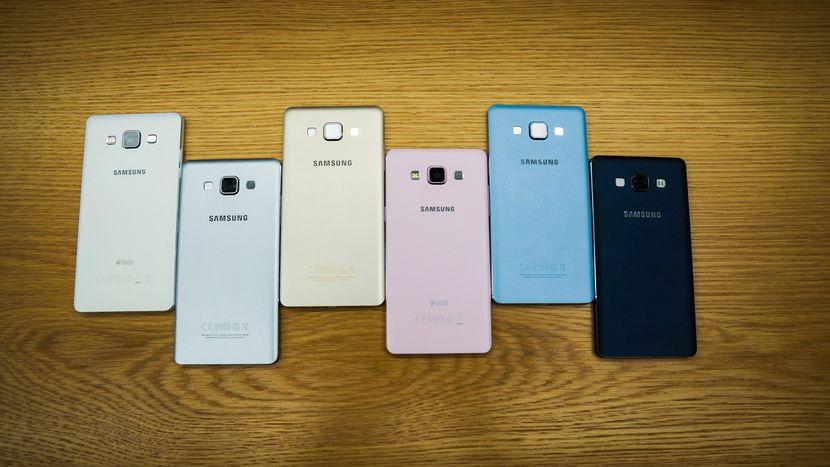 مميزات هاتف سامسونج جالاكسي أيه 5 - Samsung Galaxy A5
