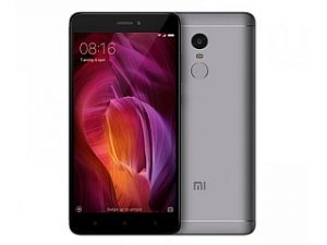 الهاتف Xiaomi Redmi Note 4