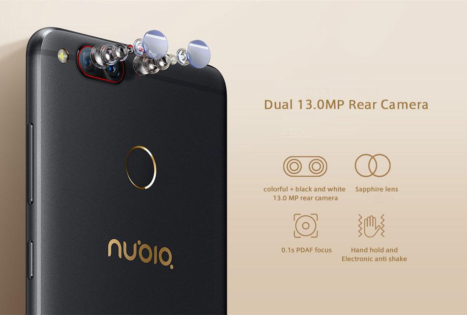 هاتف Coolpad Play 6 ينافس هاتف ZTE nubia Z17 mini