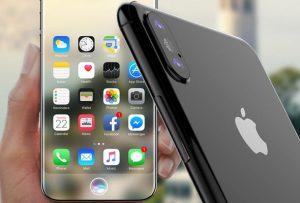 التوقعات حول هاتفiPhone 8