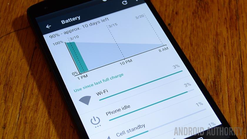 تطبيقات للحفاظ على عمر بطارية هواتف أندرويد