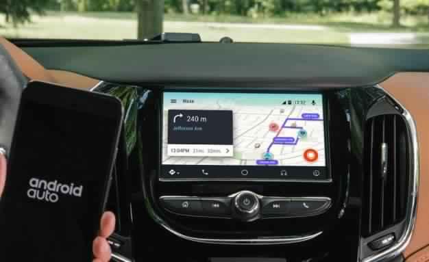 تطبيق Waze يجعل القيادة بـ Android Auto أكثر سهولة