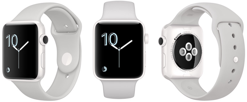 ساعة Apple Watch Edition Series 2