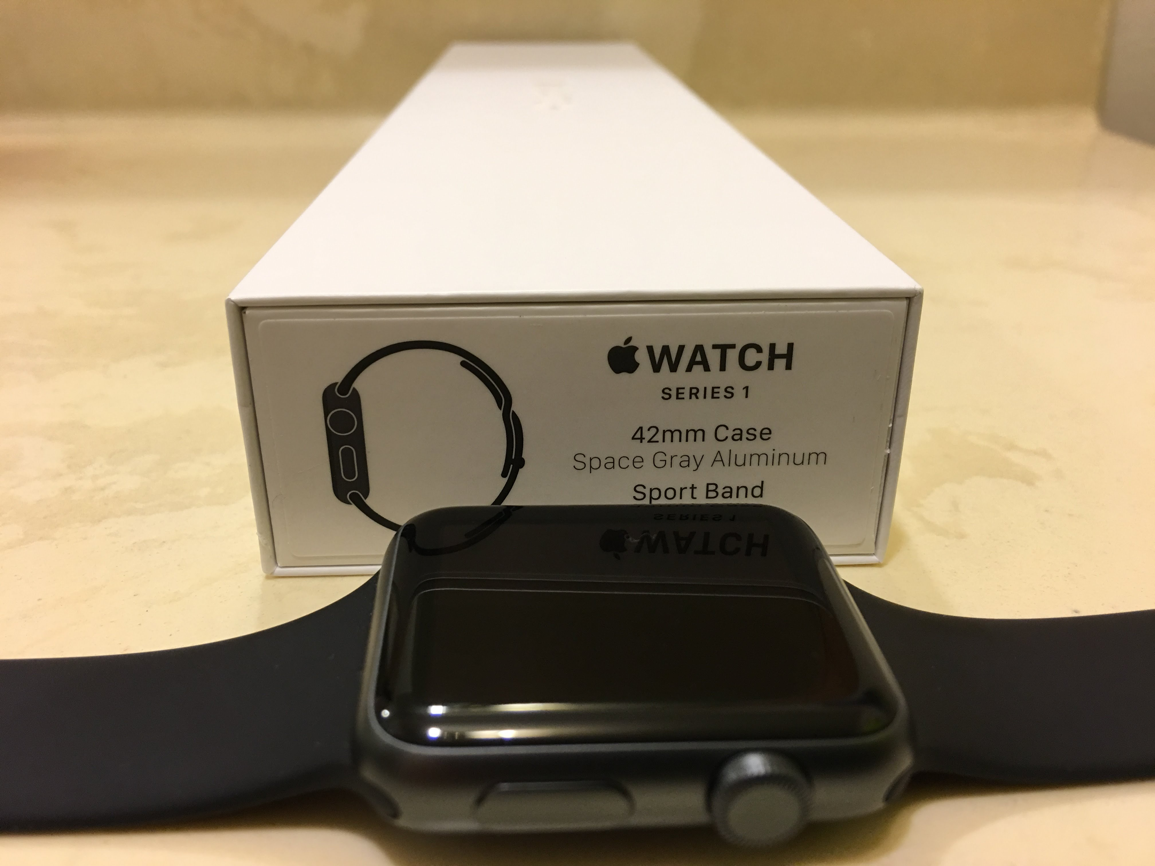 ساعة Apple Watch Series 1