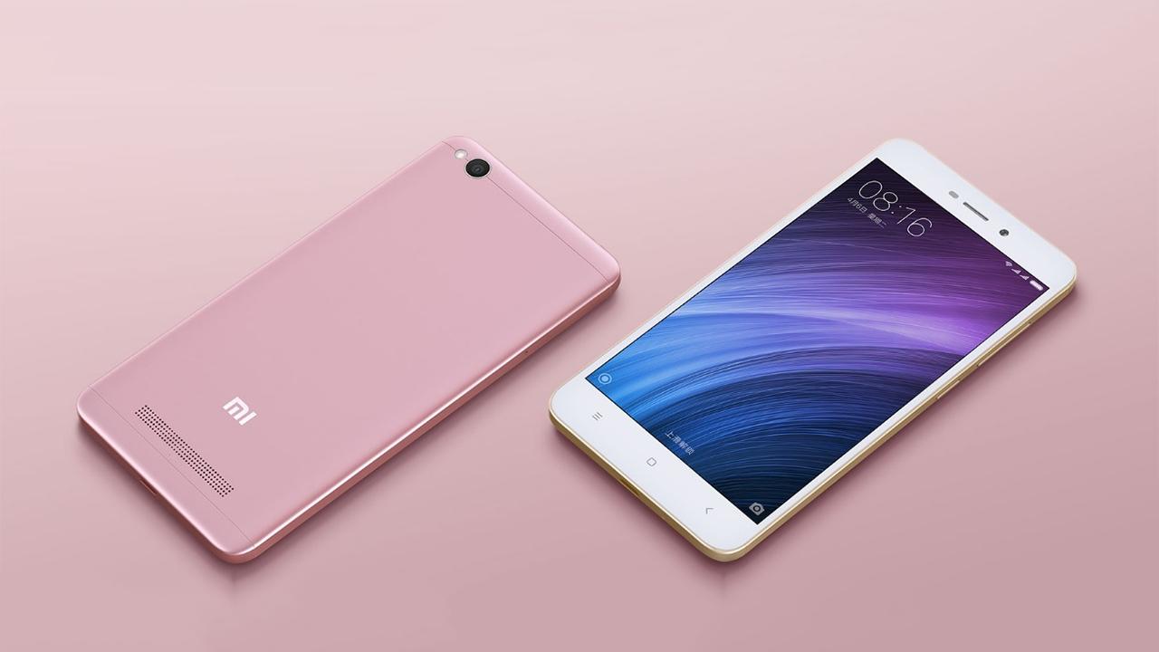 شاشة هاتف Xiaomi Redmi 4A