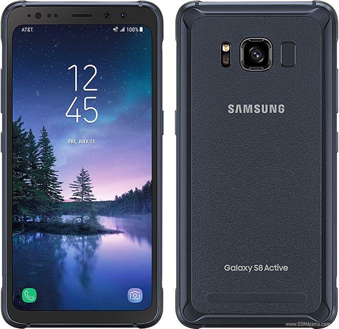 سعر ومواصفات الهاتف Samsung Galaxy S8 Active