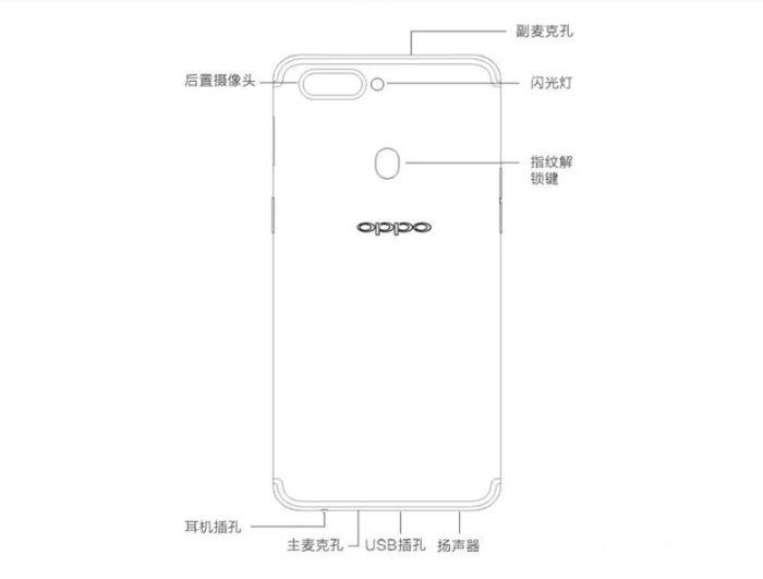 ممزات هاتف Oppo R11S