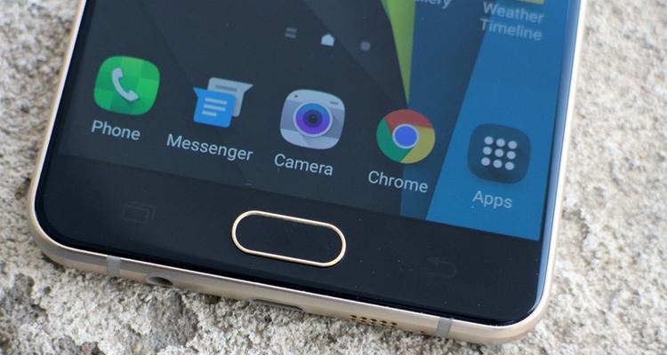 هاتف Galaxy A7 الجديد