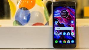 مراجعة هاتف Motorola Moto X4