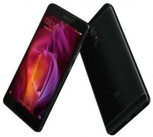 تصميم هاتف Xiaomi Redmi Note 4