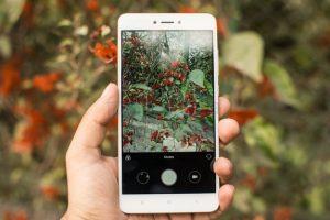 كاميرا هاتف Xiaomi Redmi Note 4