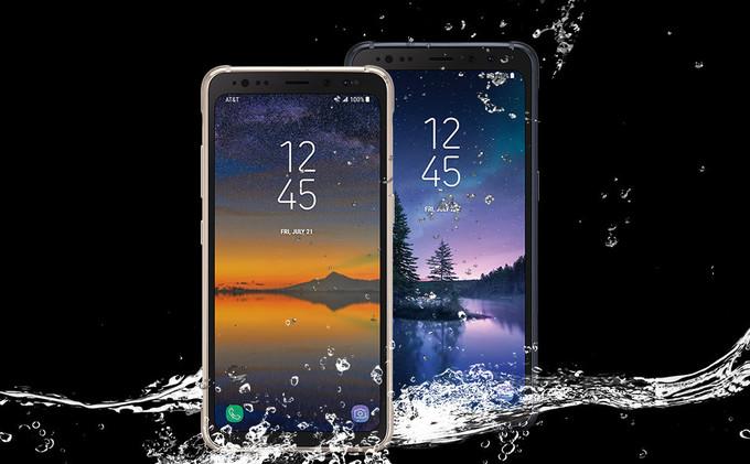 مراجعة هاتف Galaxy S8 Active