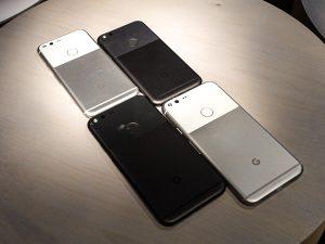 تعرف على المقارنة الكاملة بين هاتفي Google Pixel XL و Pixel 2 XL