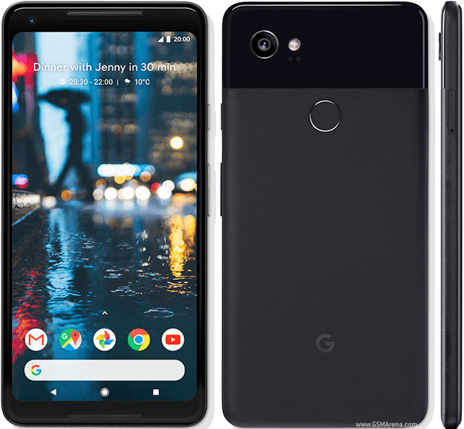 مراجعة هاتف Pixel 2 XL