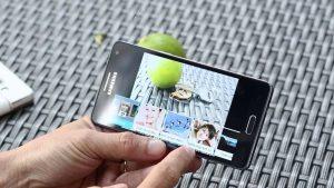 كاميرا هاتف Galaxy A5