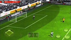 لعبة Real Football 2012 من أفضل 10 ألعاب بلوتوث