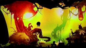 لعبة Badland من أفضل 10 ألعاب بلوتوث