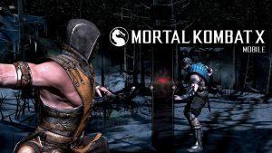 لعبة Mortal Kombat X من أفضل 10 ألعاب بلوتوث