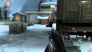لعبة Modern Combat 3: Fallen Nation من أفضل 10 ألعاب بلوتوث