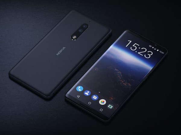 هواتف نوكيا Nokia 8 تحصل على أوريو