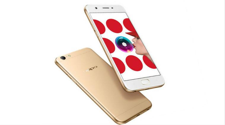 اوبو تكشف النقاب عن هاتفها Oppo F3 Lite