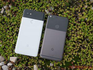 مقارنة أسعار هاتفي Google Pixel XL و Pixel 2 XL
