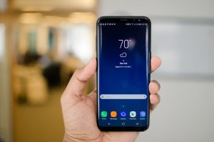 مسح الكاش لهاتف Samsung Galaxy S8 لزيادة سرعته