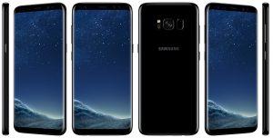 هاتف Samsung Galaxy S8 الجديد