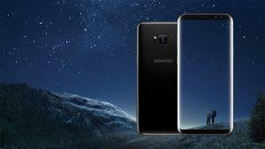 ضبط المصنع لتسريع هاتف Galaxy S8