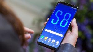 تسريع هاتف Galaxy S8