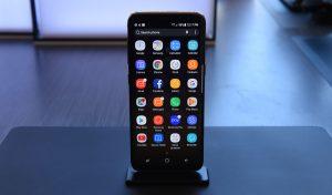 مسح تطبيقات Samsung Galaxy S8