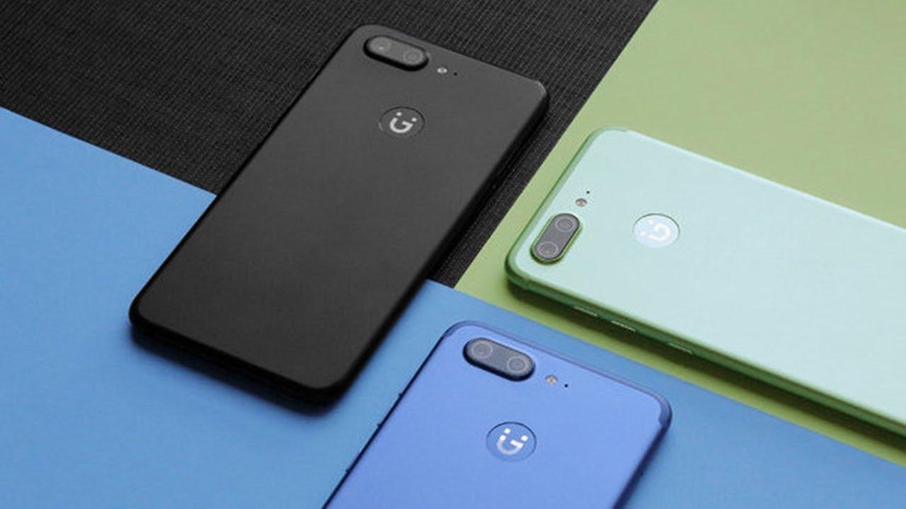 أسعار ومواصفات أفضل هواتف Gionee