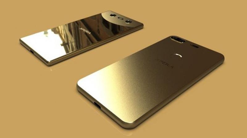 شائعات إطلاق هواتف Sony Xperia XZ1 Premium وبلس وXZ1s في MWC