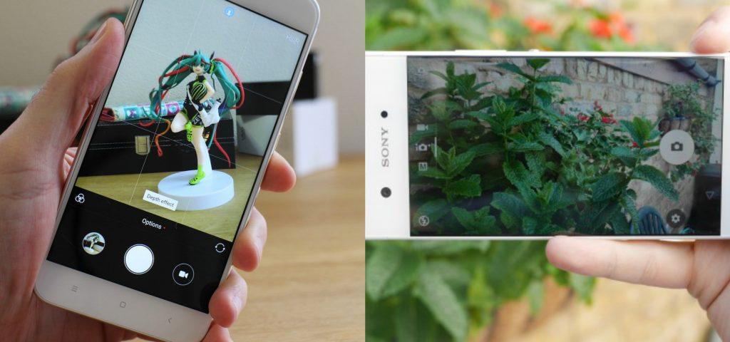 Sony Xperia XA1 vs. Xiaomi Mi 5x