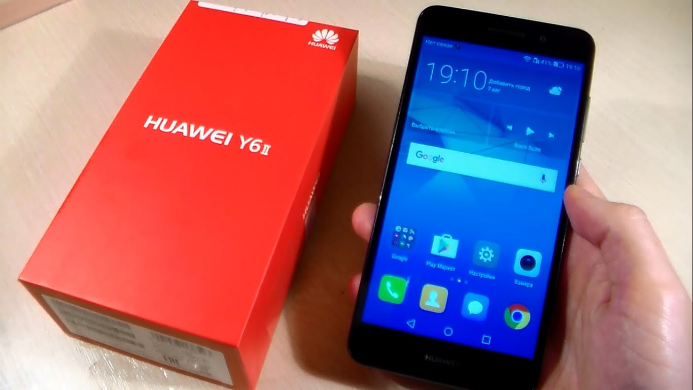 الهواتف الذكية فئة 3000 جنيه هاتف هواوي Y6 II