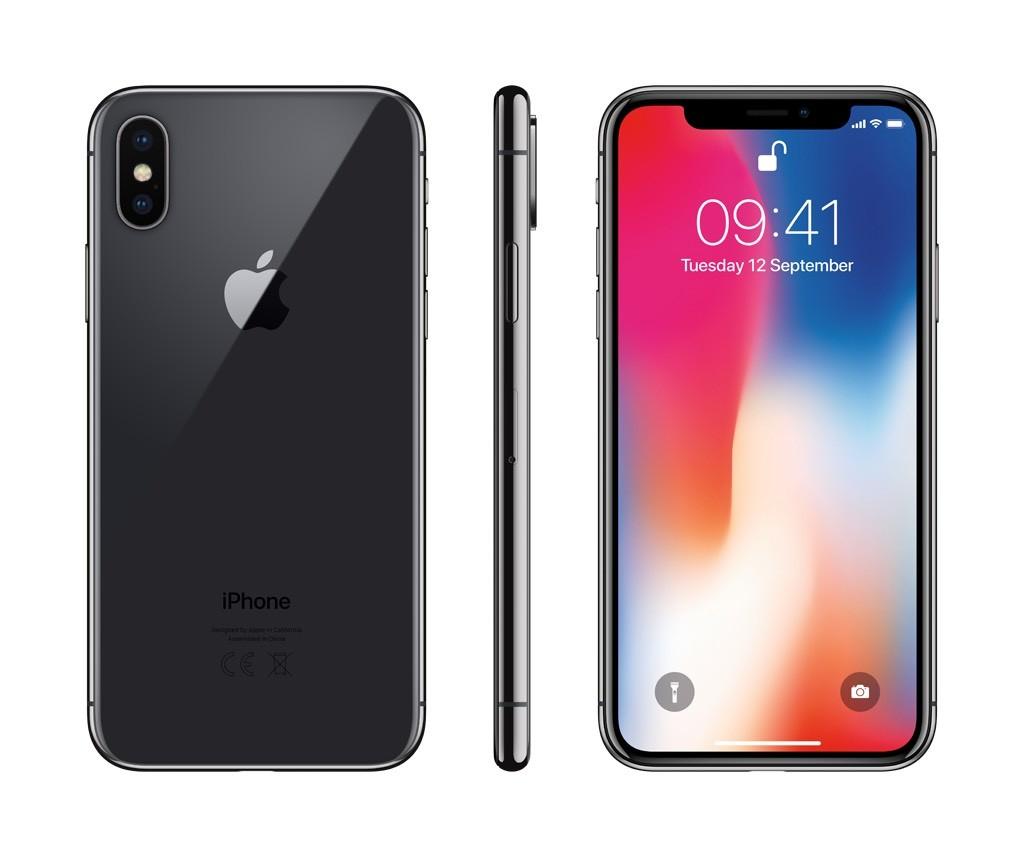 مواصفات الهواتف التي تشبه iPhone X في تصميمه