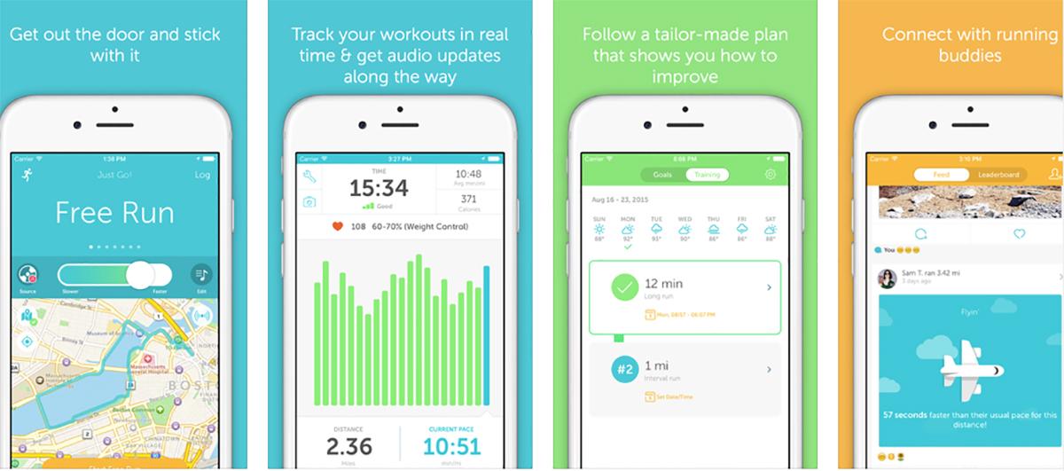 لعشاق رياضة الجري ... هذه هي أفضل تطبيقات أندرويد المخصصة لهذا المجال