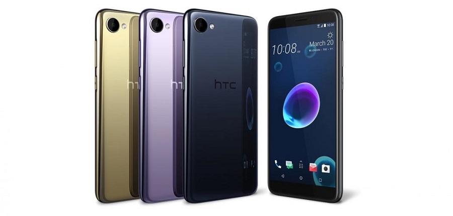 مزايا وعيوب أحدث هواتف HTC متوسطة الفئة HTC Desire 12 وDesire 12 Plus