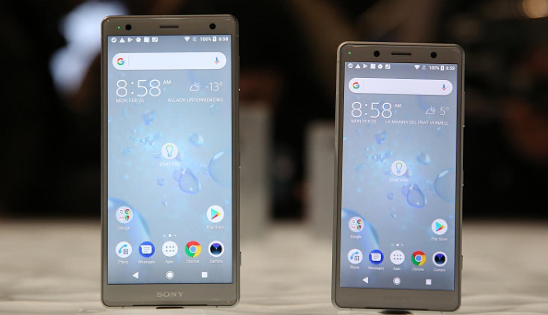 مراجعة هاتفي Sony Xperia XZ2 وXZ2 Compact
