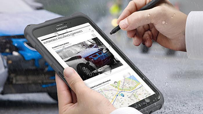 مراجعة ومميزات وعيوب الأجهزة اللوحية Samsung Galaxy Tab Active 2 وGalaxy Tab A 8.0 2017