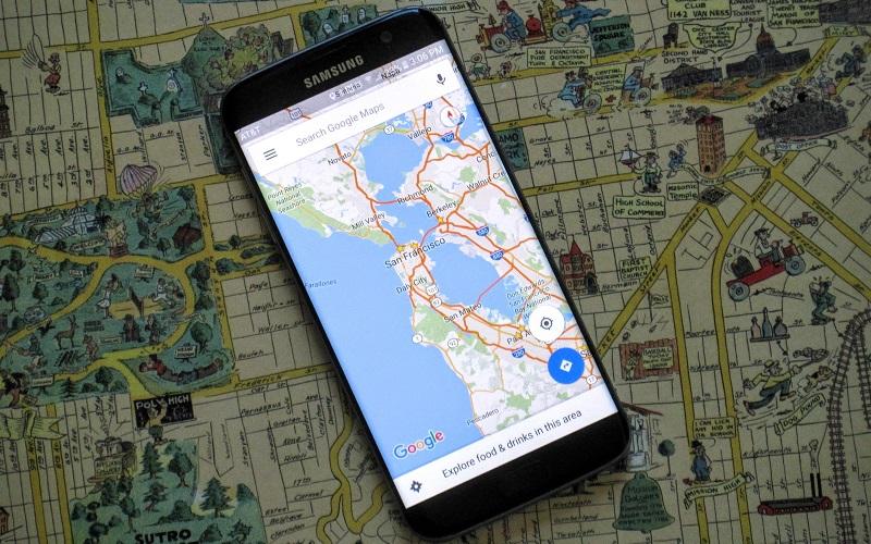 طريقة استخدام خرائط جوجل دون الحاجة للاتصال بالإنترنت بواسطة تحميل الخرائط