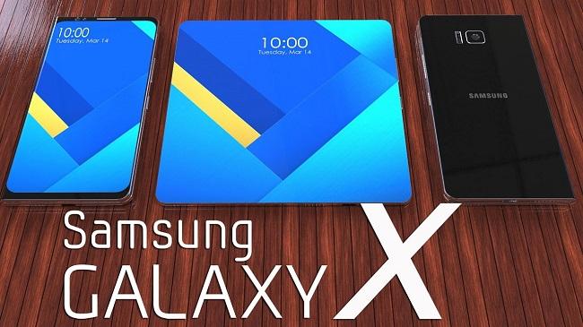 كوالكوم تؤكد أن هاتف سامسونج Galaxy X القابل للطي لن يطرح في عام 2018