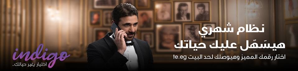 تعرف على مميزات وخصائص باقات Indigo الجديدة من المصرية للاتصالات WE