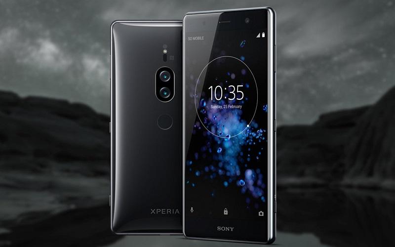 مراجعة مواصفات هاتف Sony Xperia XZ2 Premium ... أحدث هواتف شركة Sony