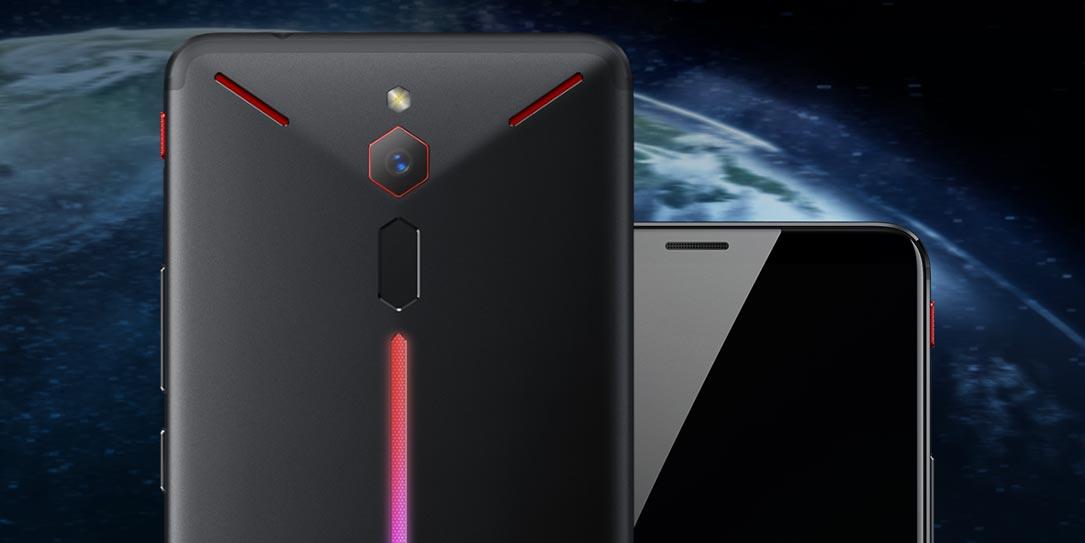 شركة ZTE تعلن عن هاتفها الجديد المخصص للألعاب ZTE Nubia Red Magic