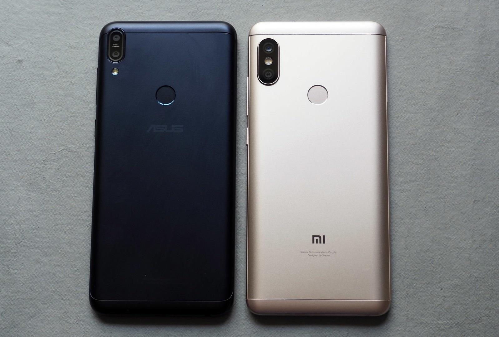 Image Result For Redmi Note Pro Vs Asus Zenfone Max Pro M Vs