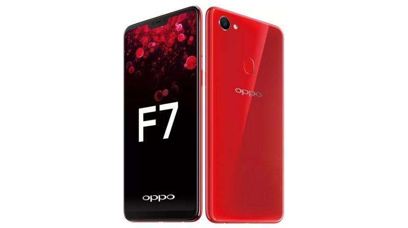 مراجعة هاتف Oppo F7 الجديد