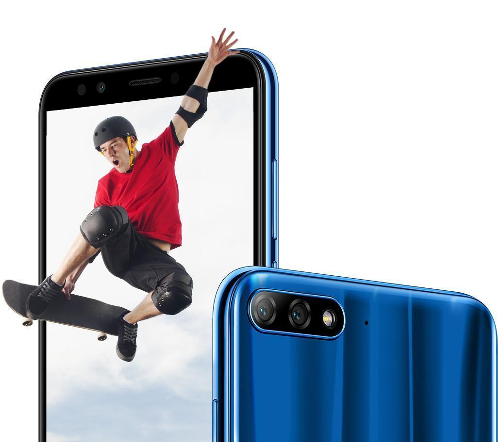 مزايا وعيوب هاتف هواوي Y7 Prime 2018 الذي كشف عنه على هامش مؤتمر P20