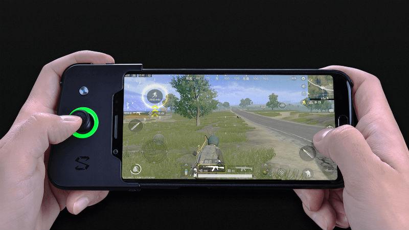 رسميًا Xiaomi تعلن عن هاتفها الجديد المخصص للألعاب Xiaomi Black Shark
